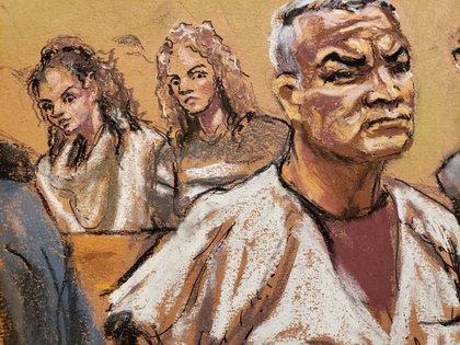 Genaro García Luna acusado en Estados Unidos de narcotráfico y su cercanía al cartel de Sinaloa (Foto: Archivo / Reuters)