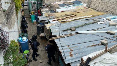 Photo of Buscan casa de ladrón que disparó a pasajero en camioneta en Naucalpan