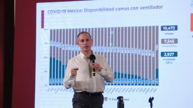 Photo of La enfermedad de Covid podría continuar hasta abril de 2021, advierte López-Gatell
