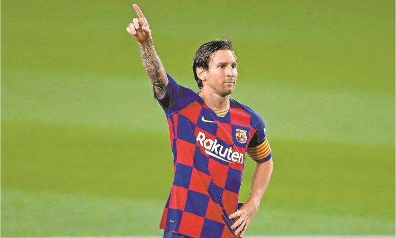 Lionel Messi se queda en el Barcelona